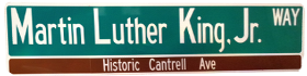 Martin Luther King, Jr. Way Renaming, Harrisonburg Virginia
